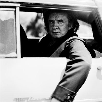 Anton Corbijn, Johnny Cash, Memphis, 1994