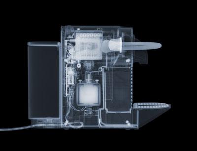 © Nick VeaseyNespresso Machine2010. C-Type print
