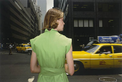 New York City, from the Series Rush Hour, 1976 © Joel Sternfeld