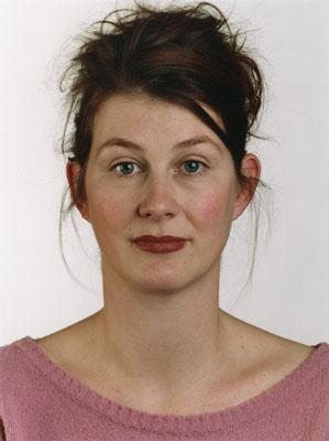Thomas Ruff, Portrait (P. Knyrim), 2000, Fotoabzug, Diasec, © VG Bild-Kunst, Bonn 2011