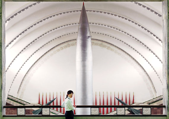 Vincent FournierThe Military Museum of the Chinese People's Revolutionfrom Space Project