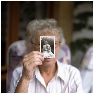 Sascha Weidner, Mama II, 2005, Diasec