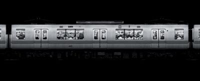 © Adam Magyar, Stainless, 03621, Tokyo 2010 , silver gelatin print