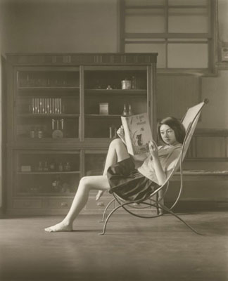 © Hisaji Hara - A Study of 'The Room', 2009.  Courtesy of Michael Hoppen Gallery.