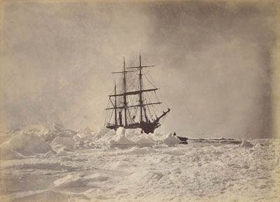 lot 12: William Bradford, The Arctic Regions, Illustrated with Photographs Taken on an Art Expedition to Greenland, with 141 mounted albumen photographs, London, 1873. Estimate $100,000 to $150,000.