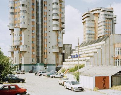 """Roman Bezjak """"Constanta"""" aus der Serie """"Sozialistische Moderne"""