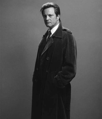 © JACK ENGLISH, »TINKER TAILOR SOLDIER SPY«, COLIN FIRTH AS BILL HAYDEN