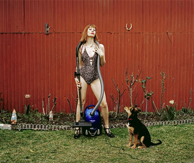LINSEY GOSPER, Domestic Python, 2011, Type C Print, 90 x 107cm, Editions of 5 + 1 AP