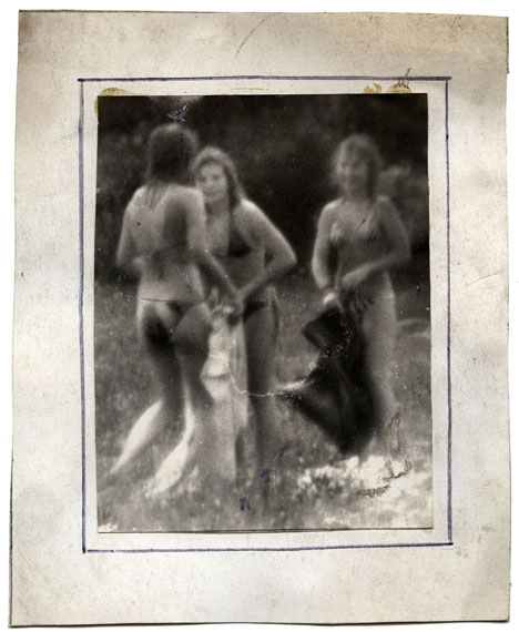 Miroslav Tichý, MT inv. Nr. 15-2-333, courtesy of Foundation Tichy Ocean