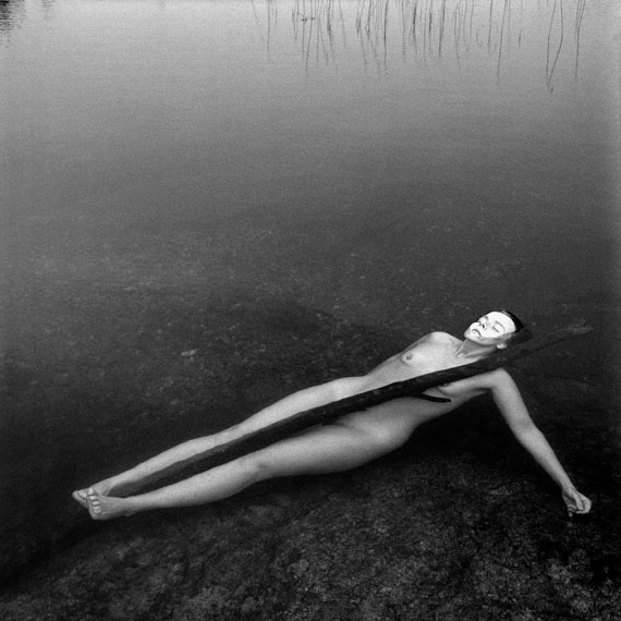 From the Series Girls at Bull's Pond, 1991© Tuija Lindström