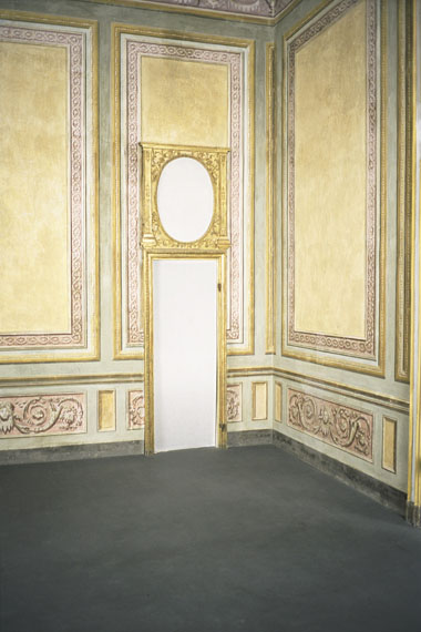 Pietro Mattioli, o.T. (Castello di Rivoli), 1991Inkjetprint gerahmt, 229 x 153,5 cm, Unikat