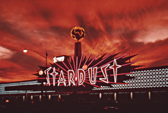 Stardust Hotel und Casino, Las Vegas, 1968