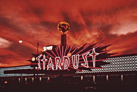 Stardust Hotel und Casino, Las Vegas, 1968© Venturi, Scott Brown and Associates, Inc., Philadelphia
