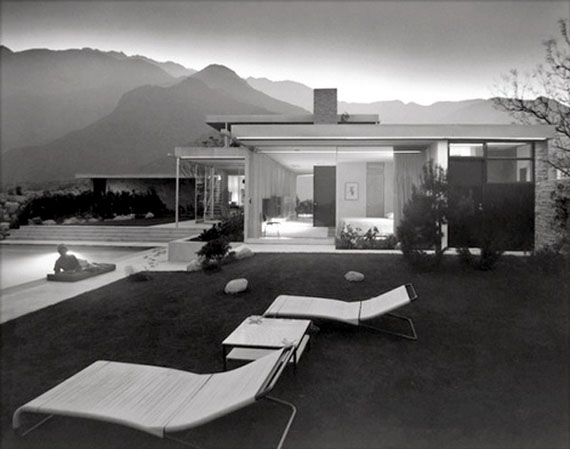 Julius Shulman: Richard Neutra, Kauffman House - 1947