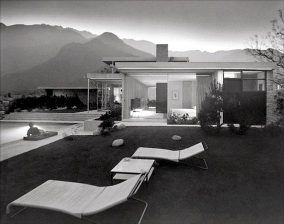 Julius Shulman: Richard Neutra, Kauffman House - 1947