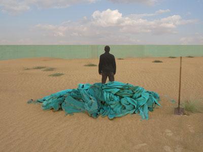 Tarek Al-Ghoussein, Untitled 23 (D Series), 2008–09, Digital print, 100 x 133 cm