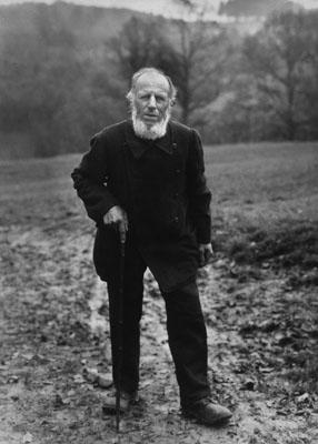 August Sander: Alter Bauer / Old Farmer, 1927–1931© Die Photographische Sammlung/SK Stiftung Kultur – August Sander Archiv, Köln; VG Bild-Kunst, Bonn, 2012