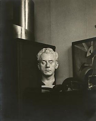 Man Ray (American, 1890-1976)Self Portrait, Atelier Man Ray, Paris, 1933
