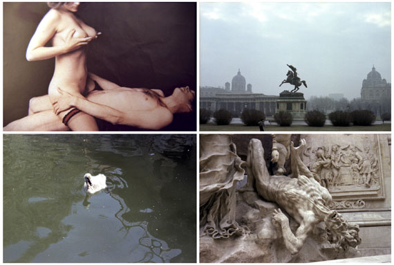 aus dem Zyklus Wien I, 1984 © Heinz Cibulka