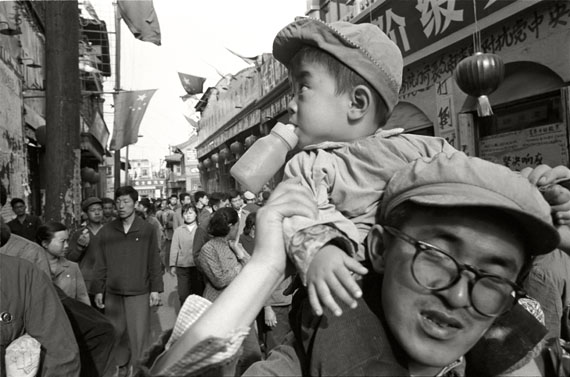 Shanghai, 1967 © Max Scheler Estate Hamburg