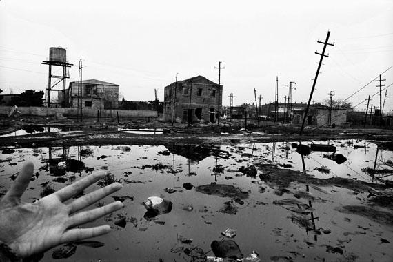 Die Schattenseiten des Öl-Booms - Rena Effendi und ihre Dokumentarfotografien © SWR / © Rena Effendi/Benteli Verlag