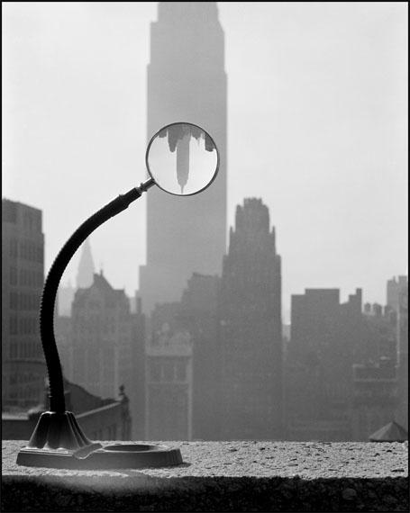 New York City. 1949. Empire State Building © Erich Hartmann/Magnum Photos