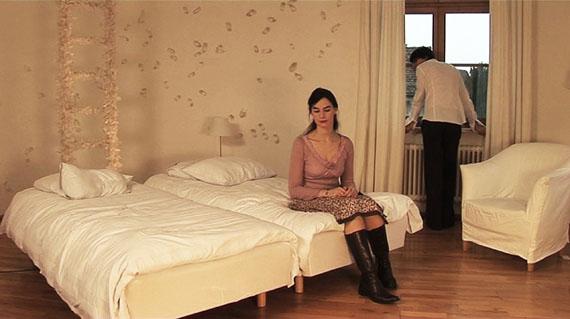 """Bettina Grossenbacher – weil ich dich anschaue – 5'33"""", Farbe, Ton, CH, 2007 – © Bettina Grossenbacher"""