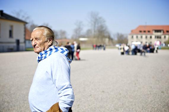 Sergio Peletta, KZ-Gedenkstätte Flossenbürg© Mark Mühlhaus