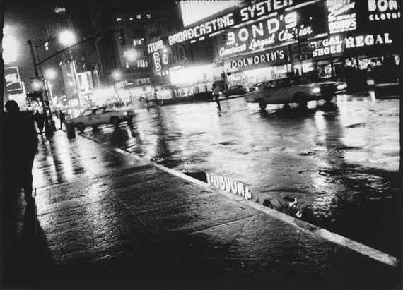 Daido Moriyama: Another Country in New York, silver gelatin print