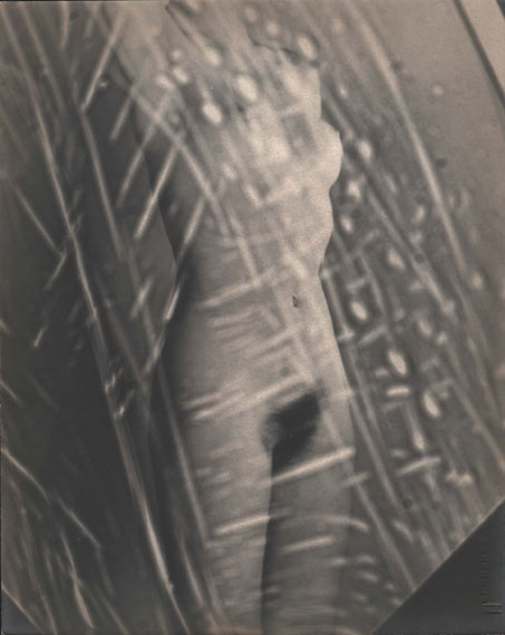 Willy Kessels, Nude double exposure, 1933, Belgium