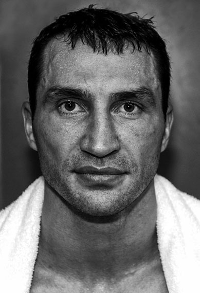 © Romney Müller-Westernhagen, Wladimir Klitschko Post-Fight, 2010