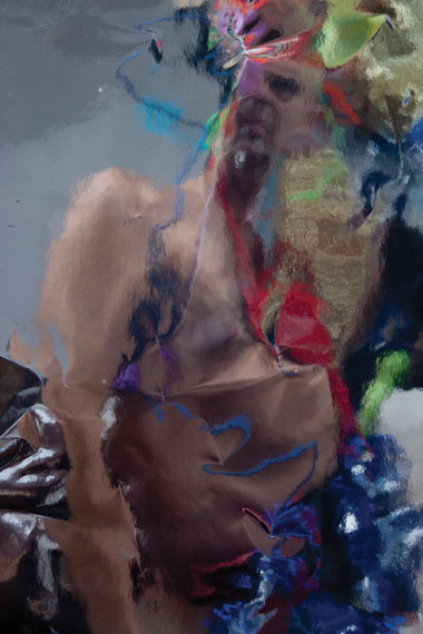 Jean-Christian BourcartThe Black Sheet, 2010-2011