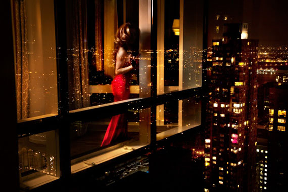 © David Drebin, Ultimatum City, 2012