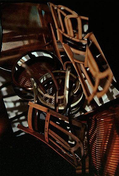 """John Schuetz: """"BENTWOOD"""", 1996, c-print, 40 x 29 cm - © John Schuetz"""