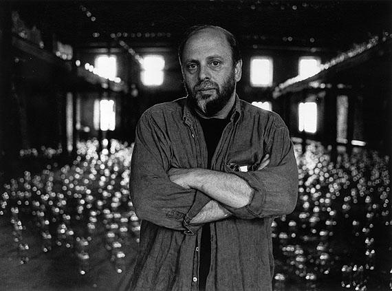 Serge Spitzer, Venedig 1999 © Angelika PlatenSilbergelatine Abzug, 30 x 40 cm