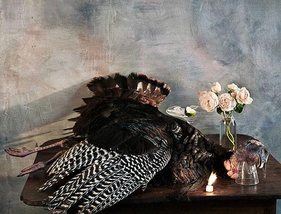 Vera Mercer: OLD WILD TURKEY, Omaha, 2009