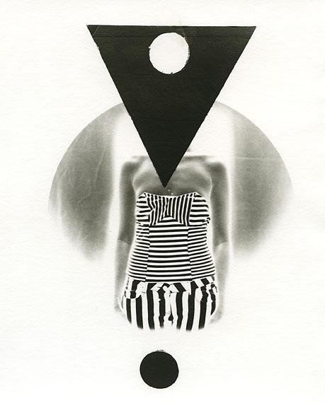 Sara Imloul: Négatifs, 12.7 x 10.16 cm© Sara Imloul, courtesy Polka Galerie