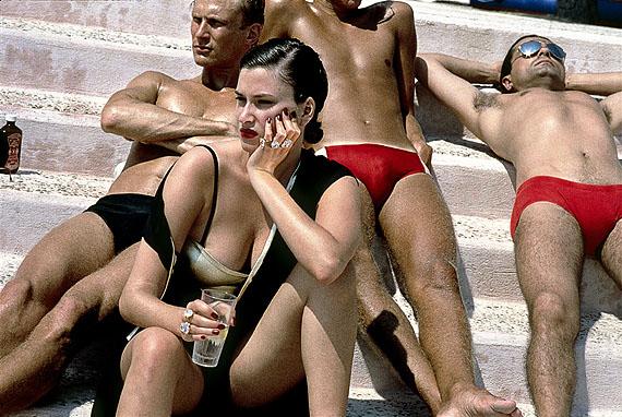 Helmut NewtonFrench VogueMonte Carlo 1980© Helmut Newton Estate