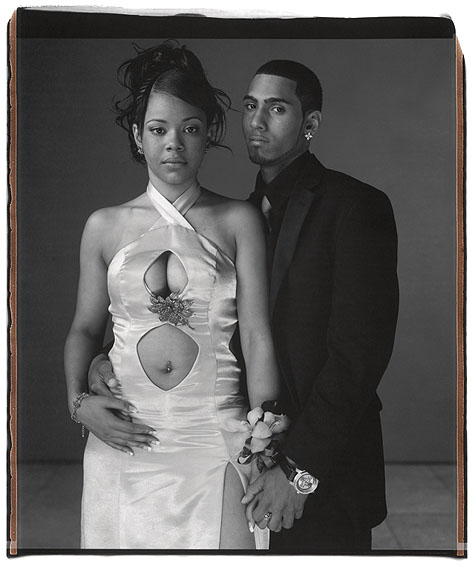 Jasmine Lewis and Richard Salgado, NYC, 2007©Mary Ellen Mark, courtesy Janet Borden, Inc.