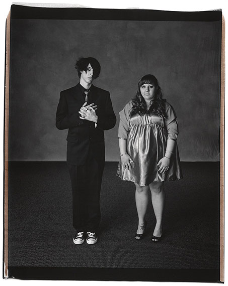 Tim Blackwell and Kelly Hayden. Austin, TX, 2008©Mary Ellen Mark, courtesy Janet Borden, Inc.