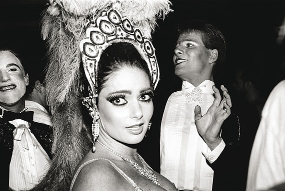 Gérard Musy: The Palladium, New York, 1985, Série Lamées