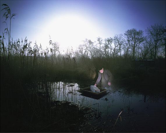 Anja Jensen: Der Fänger, 2010