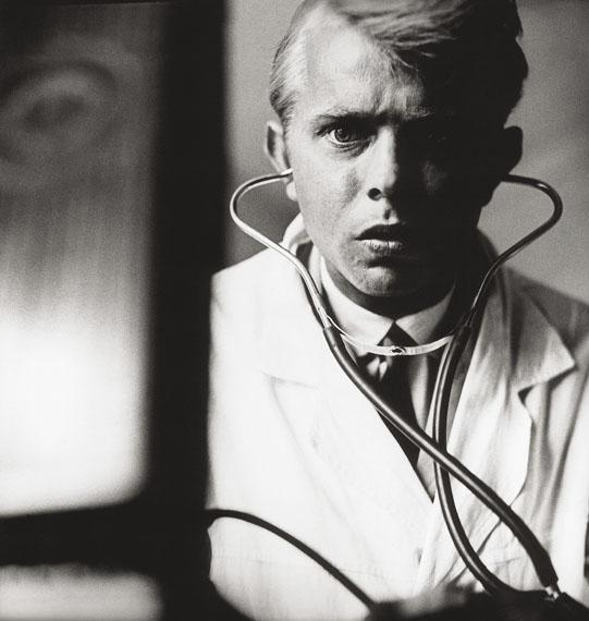 Antanas Sutkus: 1970, Antanas Vinkus. Nida, Gelatin Silver print