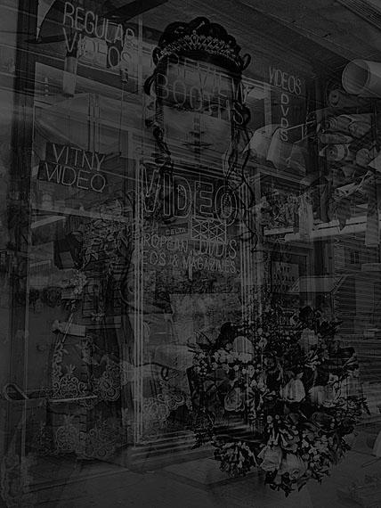 Valérie Belin: Videos & Magazines, 2012Courtesy of Edwynn Houk Gallery, New York
