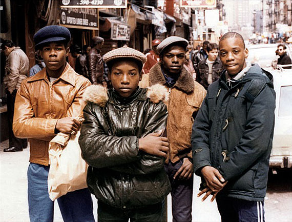 New York, 1981 © Jamel Shabazz