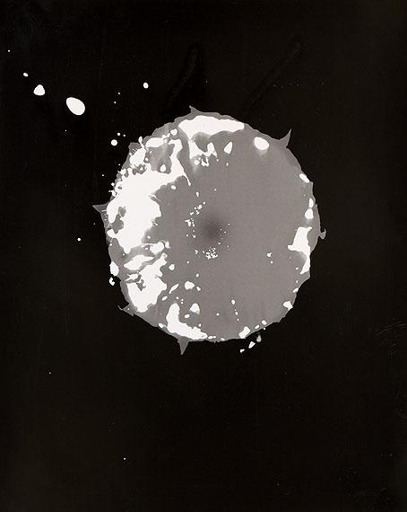 Gerda Schütte»Ebullition Nr. 12«, 201225,2 x 20,1 cmFotogramm auf PE-Papier