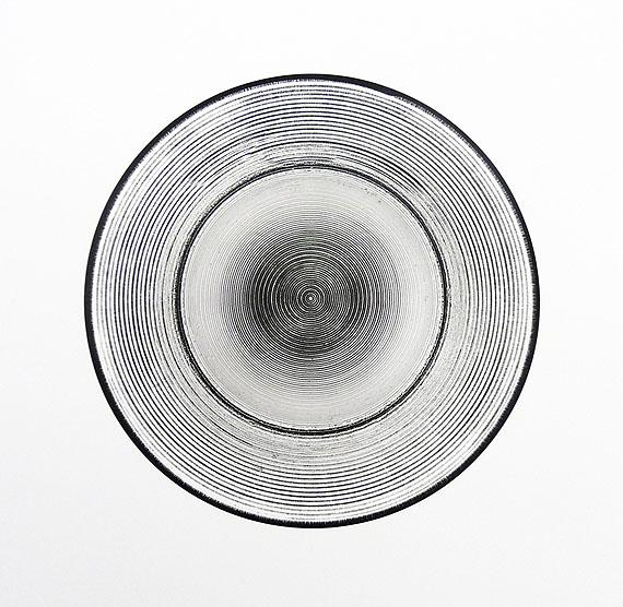 Gerda Schütte»Sphère«, 201330 x 30 cmKünstler-Kontaktabzug auf PE-PapierGalerie-Edition von 20 (+3)