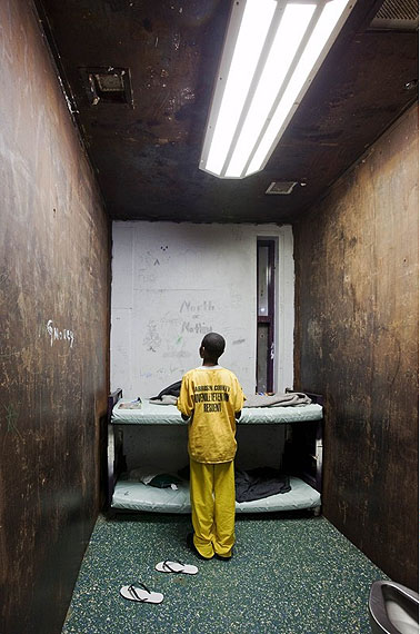 "Richard Ross: from the series ""Juvenile in Justice, USA"""