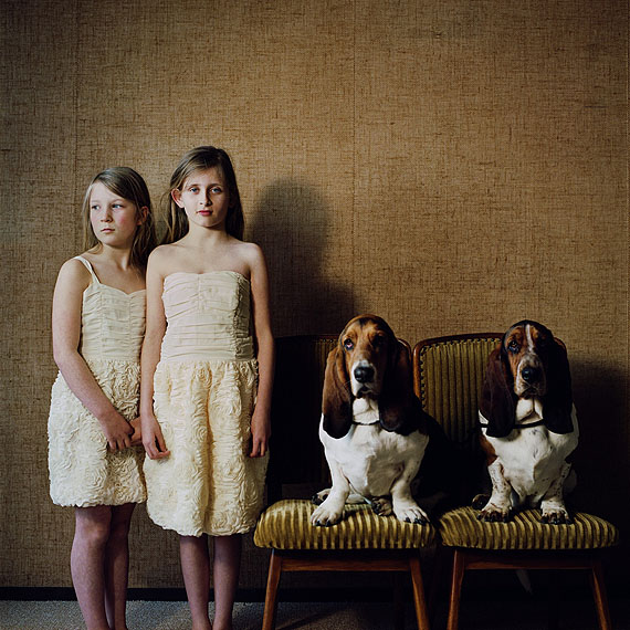 Hellen van Meene, Untitled, 2012 C-Print, 39 x 39 cmCourtesy Sadie Coles HQ, London and the artist