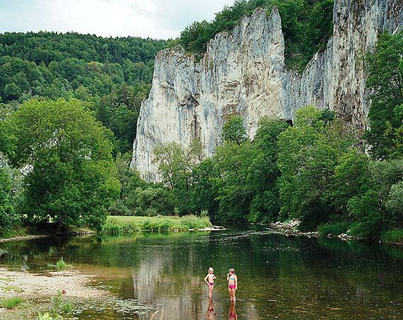 """Heimat #23, Donautal/Danube Valley"" (2004)Type C-Print Size I: 75cm x 99cm – Edition of 10Size II: 123cm x 160cm – Edition of 5"